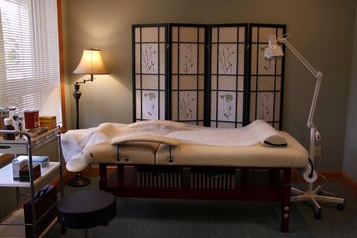 편안한 진료실